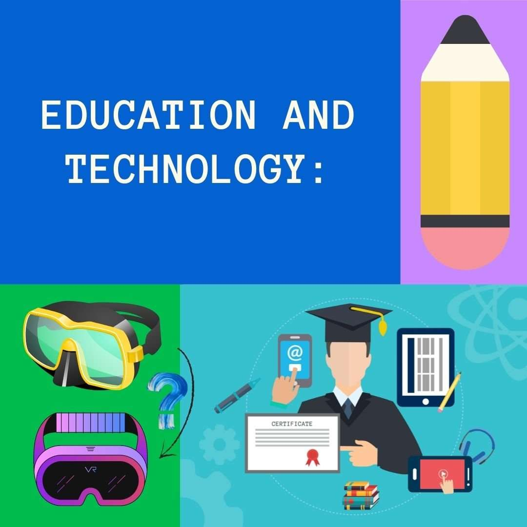 Education and Technology title image